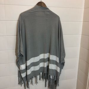 Lumiere Sweaters - 🍁cozy for 🍁🍁Lumiere fringed oversized cardigan